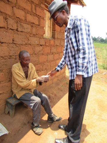 ÂGI au Burundi