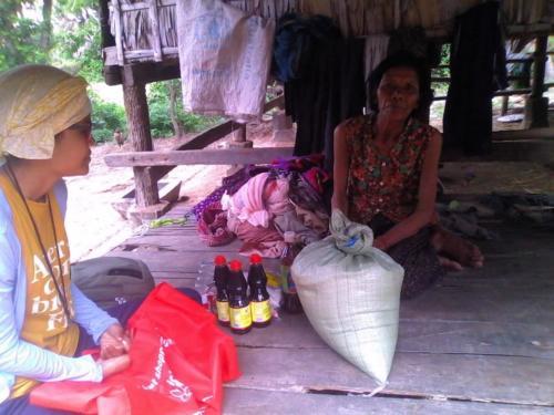 ÂGI au Cambodge