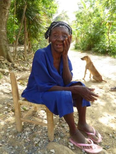 ÂGI en Haïti