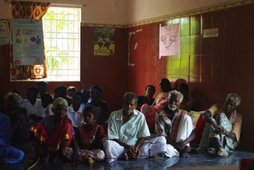 ÂGI en Inde